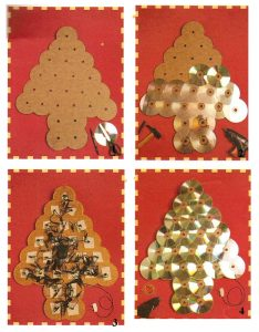 Árbol de navidad para decorar la sala (2)
