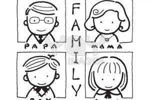 Imágenes de la familia