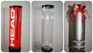 Cajas con botellas recicladas (4)
