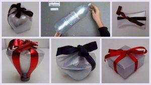 Cajas con botellas recicladas (5)