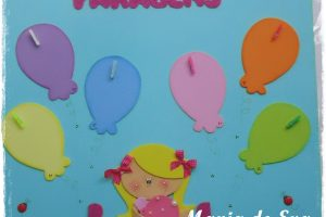 Carteleras de cumpleaños para la sala | Parte II