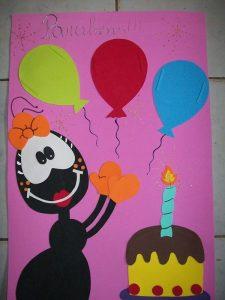 Otras ideas para las carteleras de cumpleaños (14)