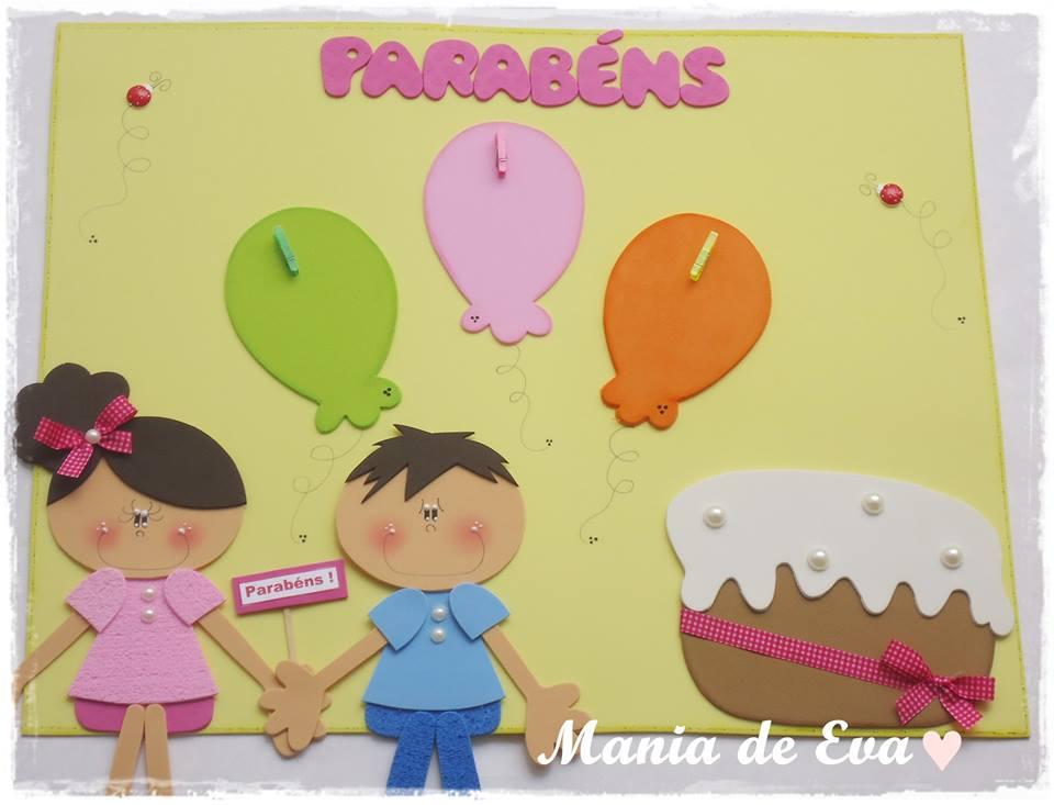 Carteleras de cumpleaños para la sala   Parte II   Maestra Jardinera