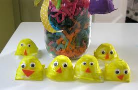 Reciclado con cajas de huevos (22)