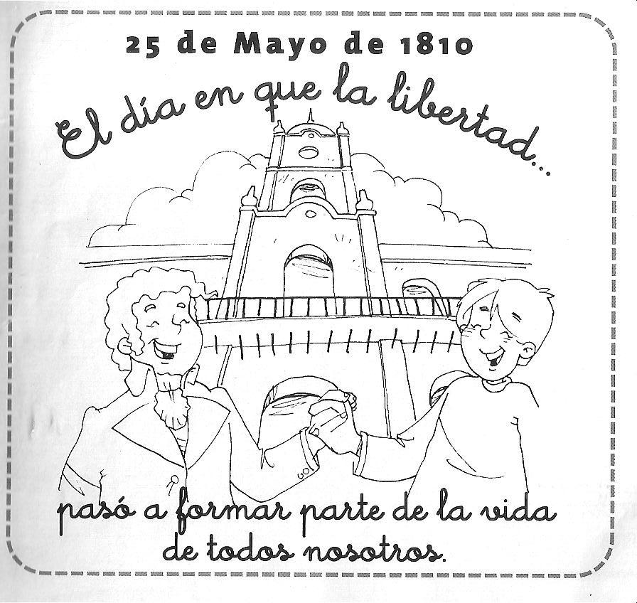 Imágenes Del 25 De Mayo E Ideas De Tarjetas Maestra Jardinera