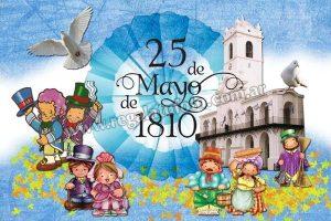 Imágenes del 25 de Mayo e ideas de tarjetas (3)