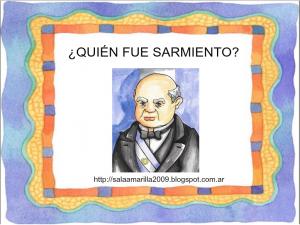 Cuento de Sarmiento para el día del maestro 1