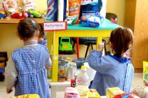 Escenarios lúdicos- El supermercado